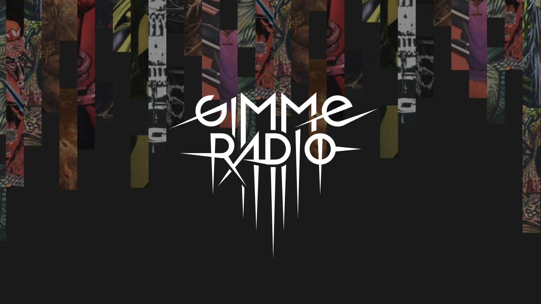 Gimme Radio – Live on Tape